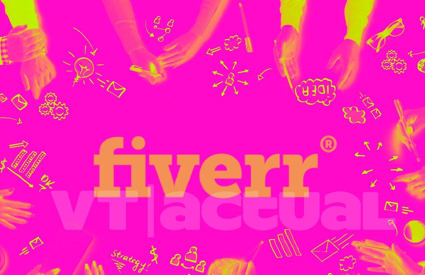 """#VTactualGeek Conoce """"Fiverr"""": La forma más fácil de conseguir empleo desde casa"""
