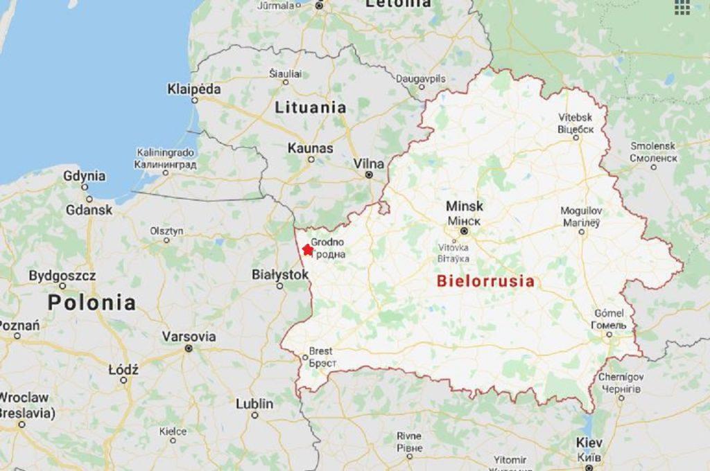 Lukashenko intensifica la defensa territorial de Bielorrusia