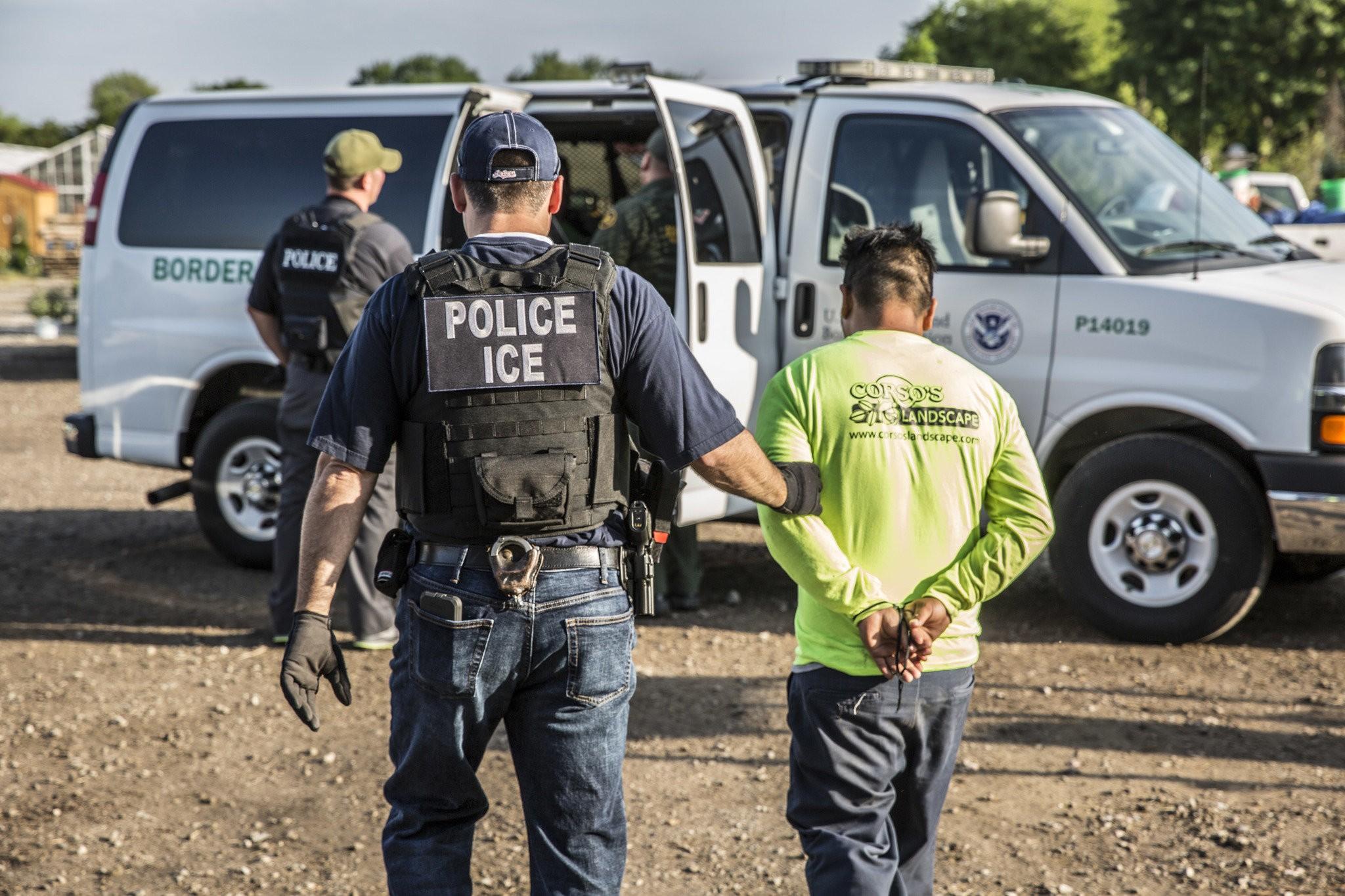 """Immigration Nation"" documental"