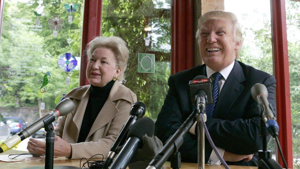 Salen a la luz nuevos secretos: La hermana de #DonaldTrump no confía en él