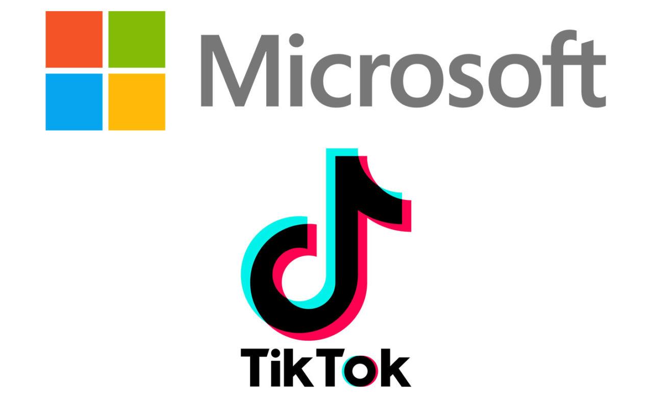 Trump Microsoft TikTok