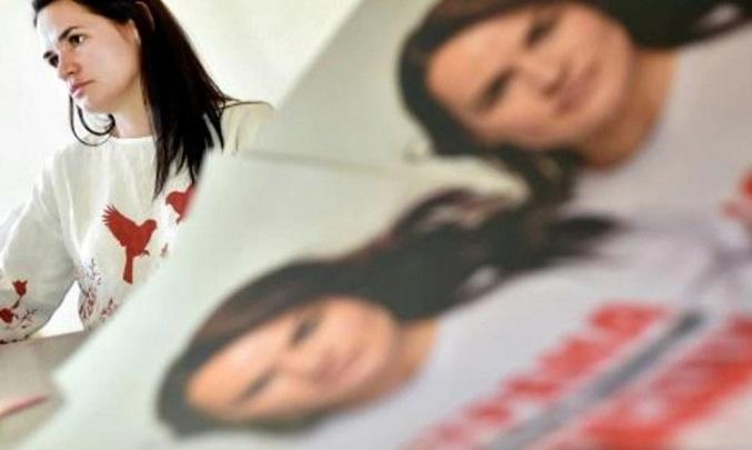 """Oposición bielorrusa pretende emplear una transición """"al estilo Guaidó"""""""
