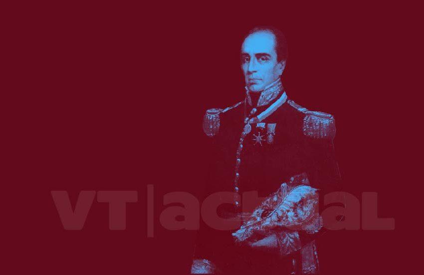 #VTactualAlPasado Rafael Urdaneta, fiel soldado de la causa bolivariana