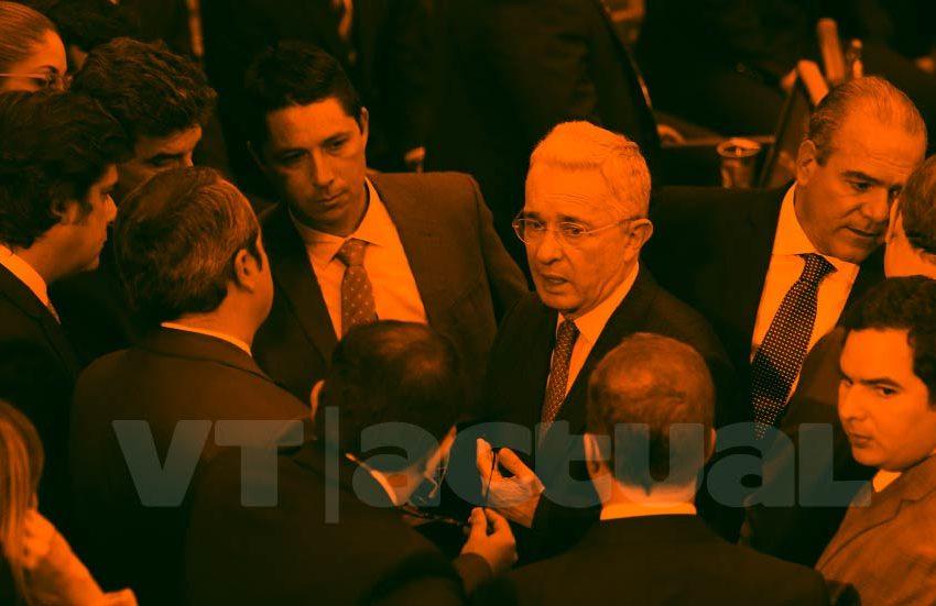 Una masacre obliga a Uribe Vélez a presentarse a tribunales de nuevo