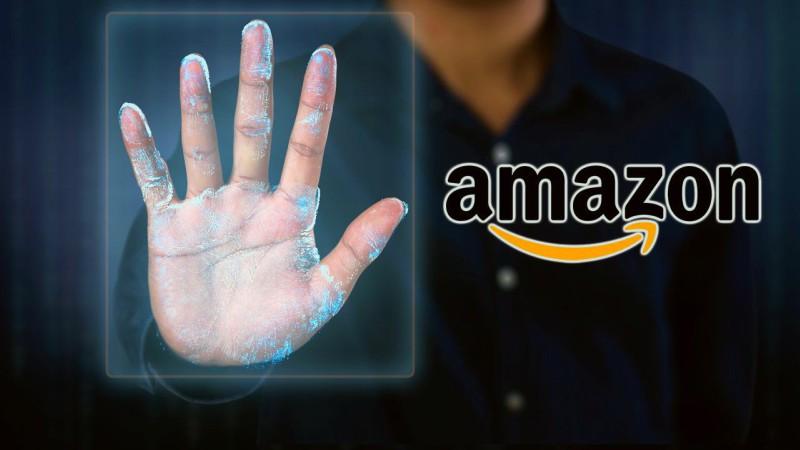 Escáner de Amazon One