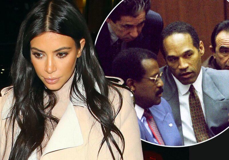 Kim Kardashian dice que el juicio por asesinato de O.J. Simpson destrozó su familia