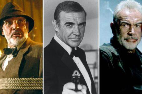 Sean Connery, quien encarnó a James Bond y más, muere a los 90 años