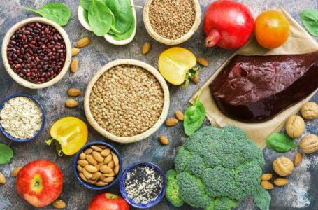 Los alimentos ricos en hierro: la mejor manera de evitar las deficiencias