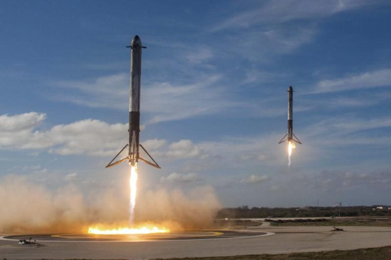 El cohete SpaceX Falcon 9 lanza 60 satélites en órbita, prometiendo un mejor acceso a Internet