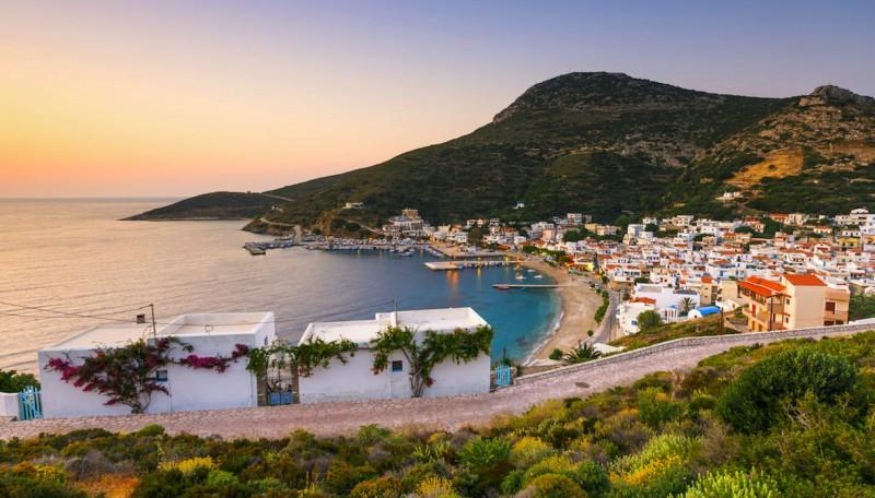 Cinco islas griegas eliminadas de la lista de cuarentena de Inglaterra, Gales e Irlanda del Norte