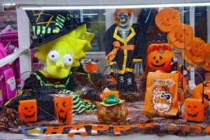 ventas de Halloween