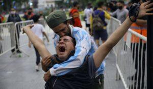 Luto en Argentina