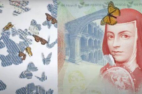 El Banco de México pone en circulación el nuevo billete de 100 pesos
