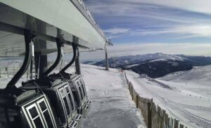 esquiar durante la pandemia