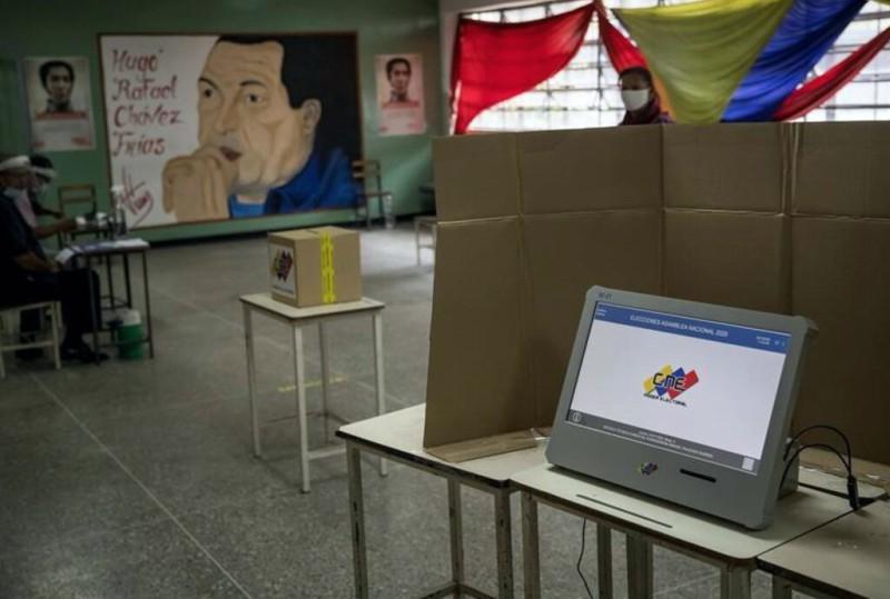 Abstencion en Venezuela