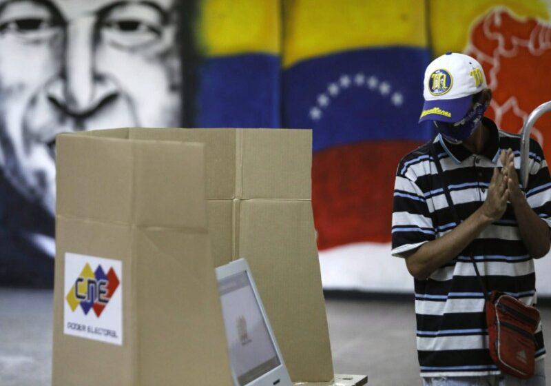 PSUV gana elecciones parlamentarias