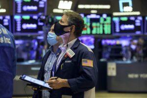 agua en Wall Street