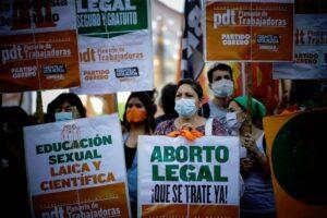 ley pro aborto en Argentina