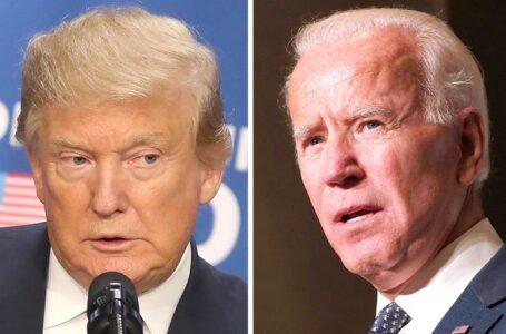 Biden limpiará el desastre de Trump en pocas horas