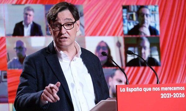 La Moncloa anunció que Salvador Illa dejará su cargo como ministro de Sanidad para dedicarse a la campaña a las elecciones las catalanas del 14 de febrero a pesar del Covid