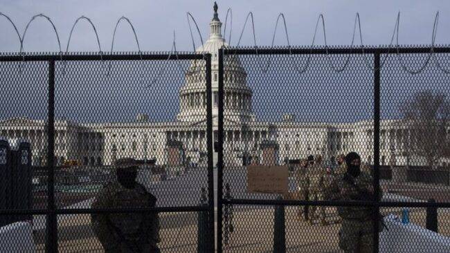 Para la historia: Miedo en Washington