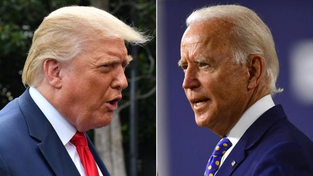 El Pentágono le recuerda a Trump que Biden será el nuevo comandante en jefe de la nación