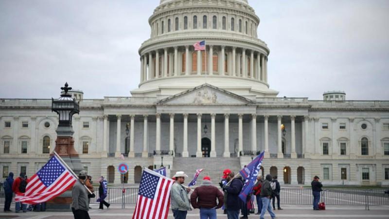 Amenazan desde Irán al capitolio estadounidense