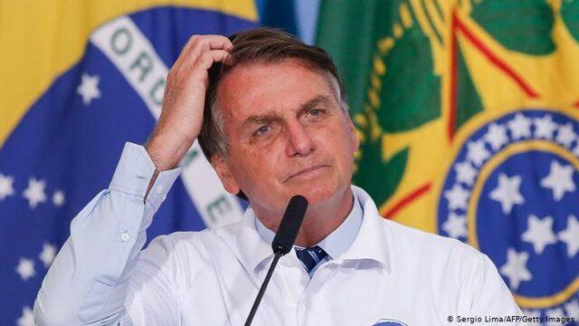 Una pandemia llamada Bolsonaro