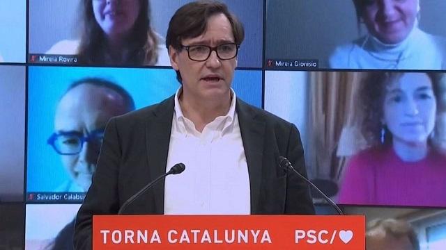 Illa está de número 1 en las encuestas en Cataluña y aparte pide rebajar los sueldos