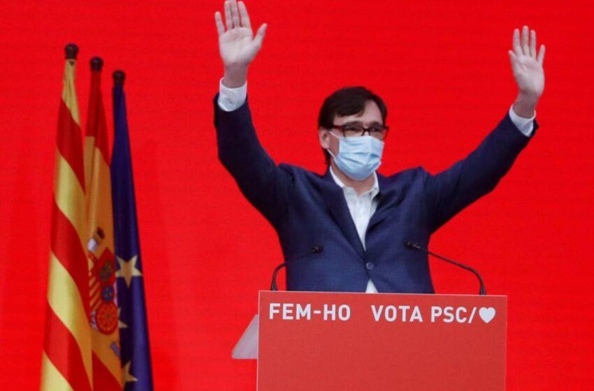 Illa vence en votos pero mandan los independentistas