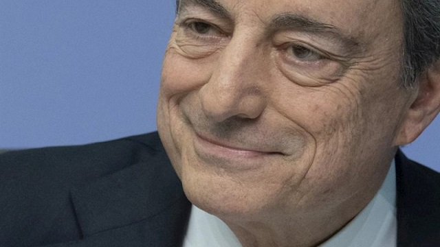 Bolsas europeas dan la bienvenida a Mario Draghi