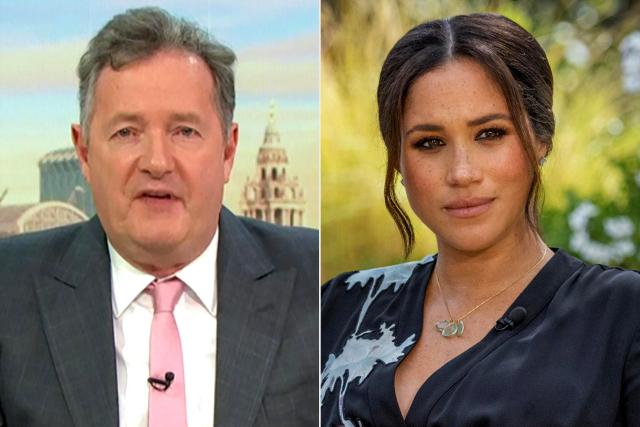 Feroz disputa por la entrevista a Oprah: Piers Morgan abandona el estudio de televisión y deja su trabajo