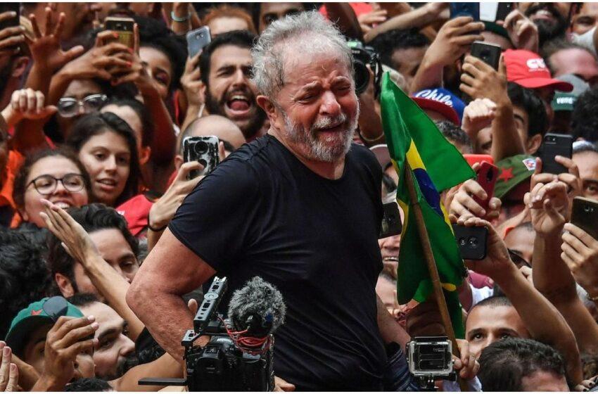 Lula a un paso de la Presidencia