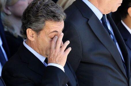 ¿El ex presidente francés Nicolás Sarkozy encarcelado?