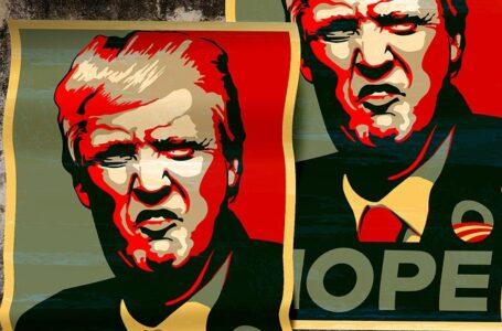 Primera aparición como ex presidente Donald Trump insinúa un movimiento importante