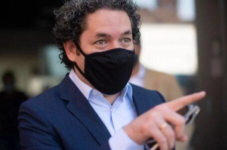 Gustavo Dudamel abre una nueva etapa como director musical de la Ópera de París