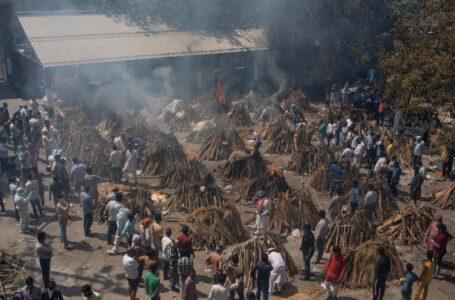 El crematorio de Sarai Kale Khan: una síntoma de la crisis del Covid-19 en INDIA