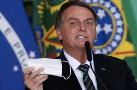 Brasil alcanza el medio millón de muertes por Covid y Bolsonaro sigue siendo escéptico