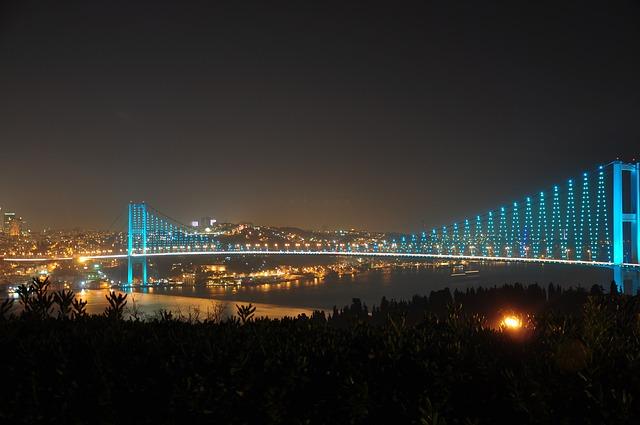 Erdogan inaugura el polémico proyecto del canal de Estambul