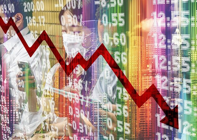 Importantes caídas en las bolsas de Shanghai y Hong Kong