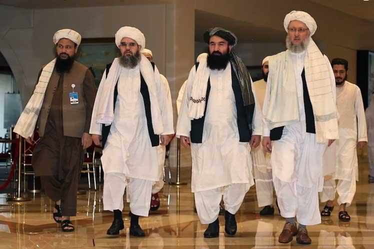 Un alto dirigente talibán se reúne con un enviado alemán