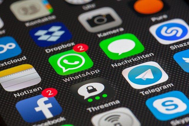 WhatsApp se caen en un gran apagón